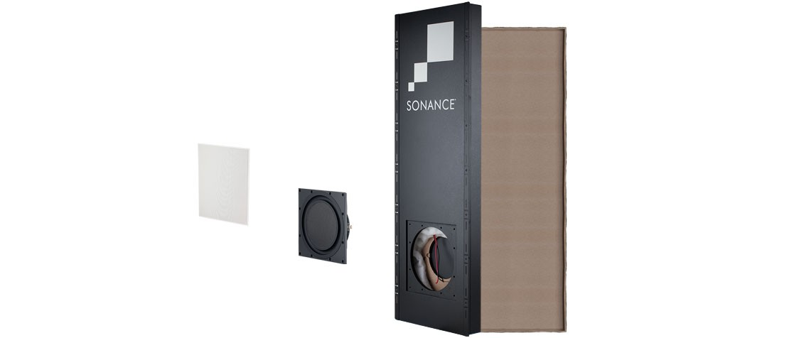 Sonance Reference 10 SUB Enclosure